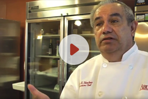 Play video for: Conversation with Chef, Part 3
