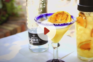 Play video for: El Jefe, The Boss Of All Margaritas!