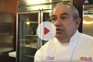Play video for: Conversation with Chef, Part 2