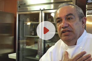 Play video for: Conversation with Chef, Part 4