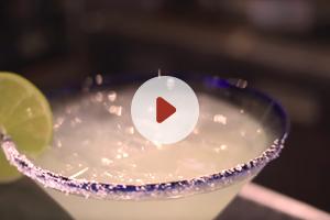 Play video for: Abuelo's Platinum Margarita