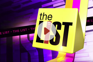 Play video for: The List TV - Trending News - More Restaurants Using Tablets