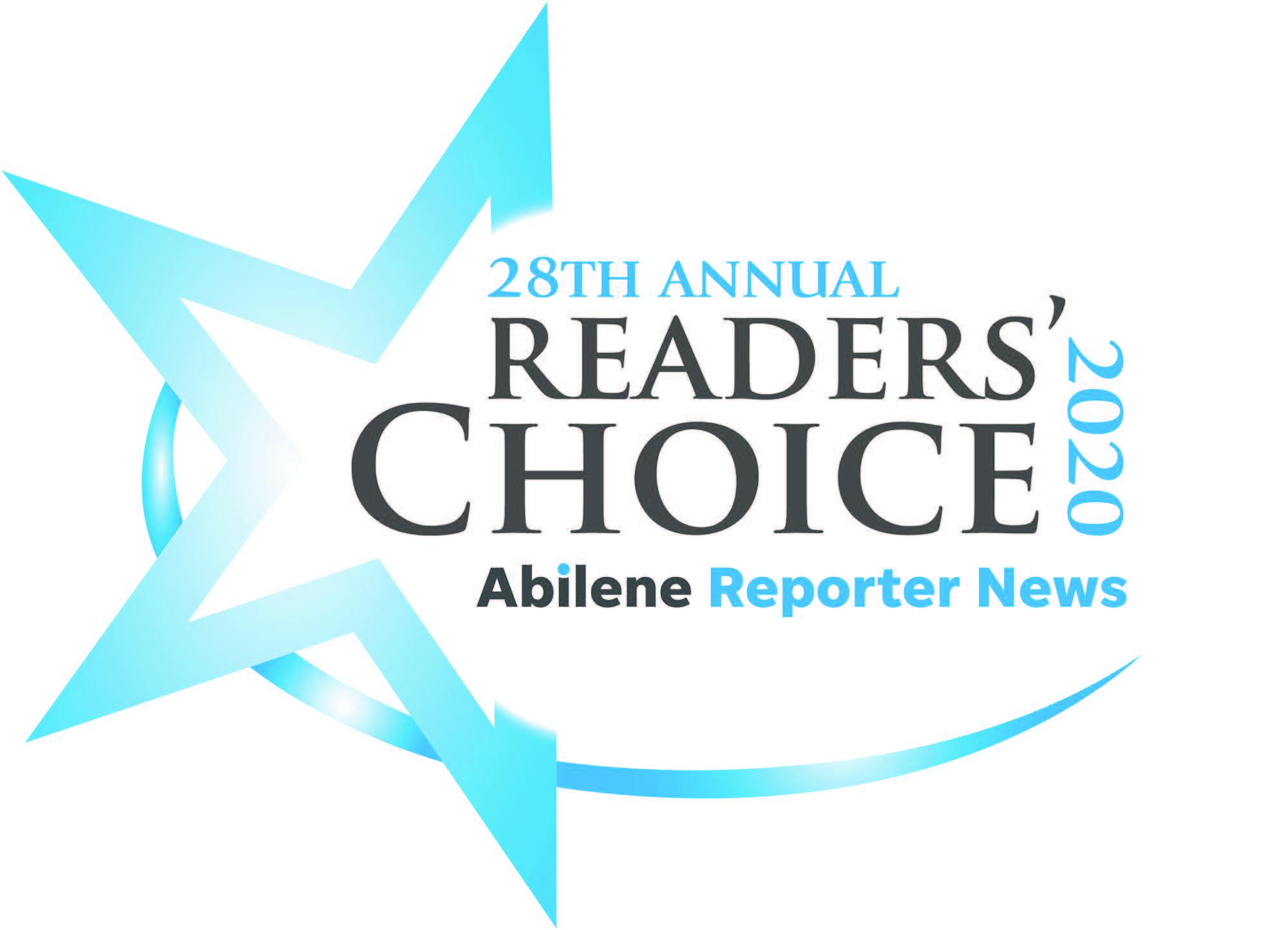 Abilene Readers' Choice Logo