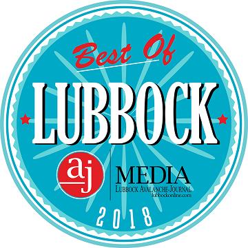 Best of Lubbock 2018 Award